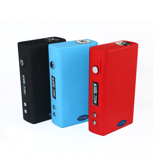 Authentic Sigelei fuchai 200W TC Temp Control Box Mod