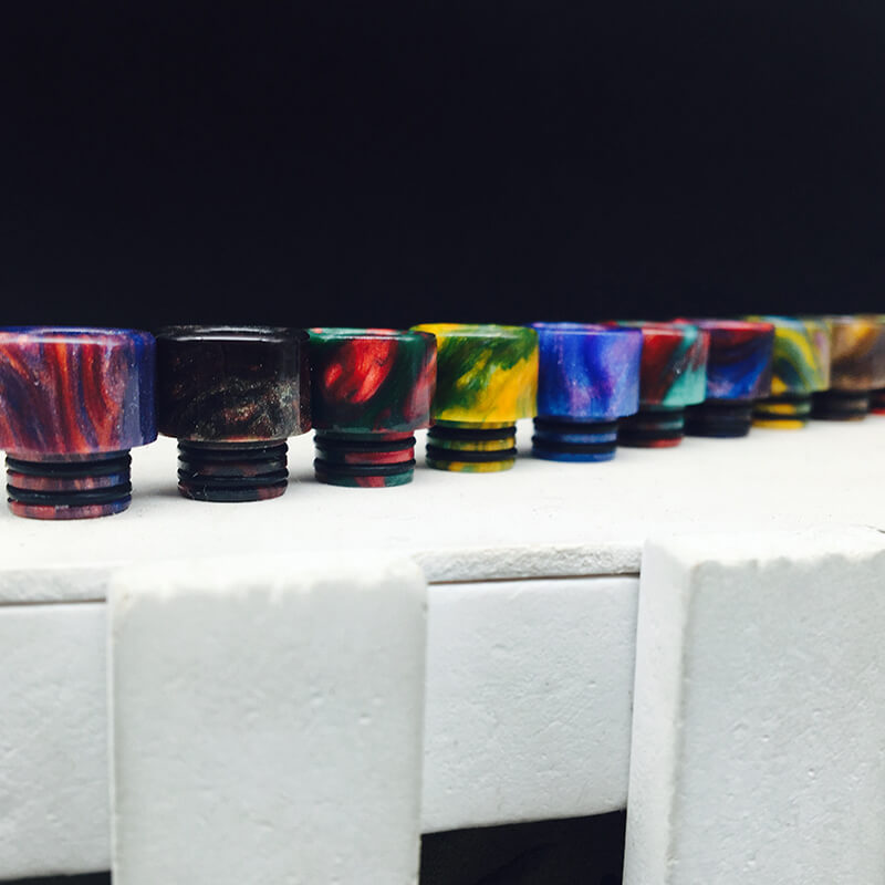 Smok TFV8 baby Resin Drip Tip Replacement (2PCS)